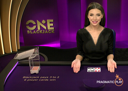 Pragmatic Play Rolls Out with ONE Blackjack