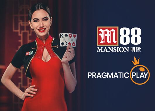Pragmatic Play Integrates Titles with M88