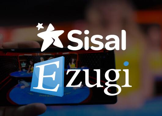 Ezugi's Live Dealer Titles Go Live with Sisal