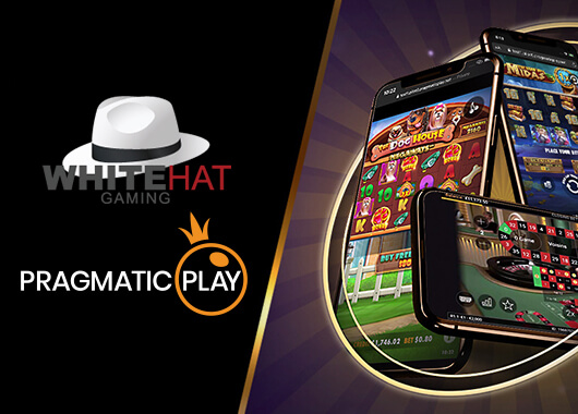 Pragmatic Play's Offering Live with White Hat Gaming