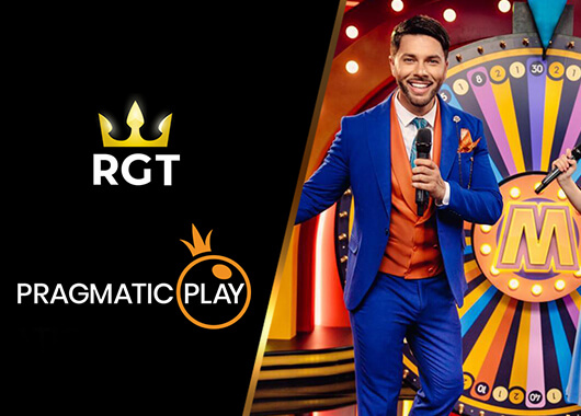 Pragmatic Play's Live Casino Products Available on RGT