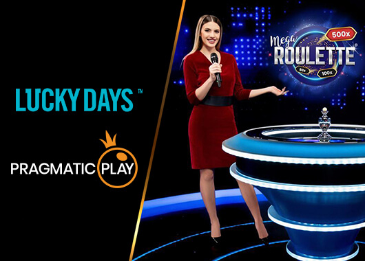 Pragmatic Play's Live Casino Portfolio Goes Live with LuckyDays