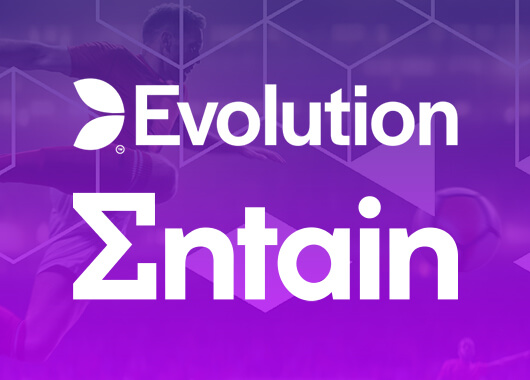 Evolution Takes Its Content Live with Entain Brands in the UK