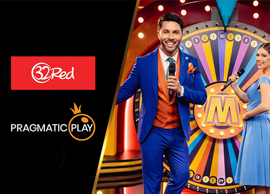 Pragmatic Play's Live Casino Content Live with 32Red