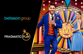 Pragmatic Play's Live Casino Offering Launches with Betsson