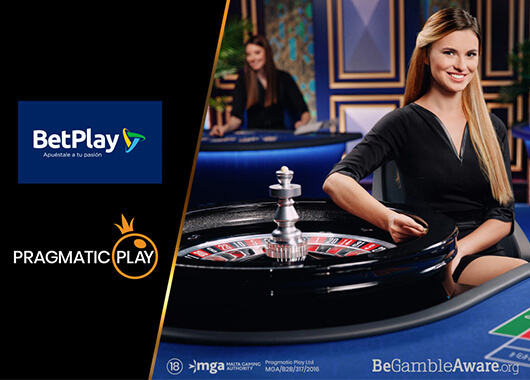 Pragmatic Play Takes Live Casino Titles to Colombia with Betplay