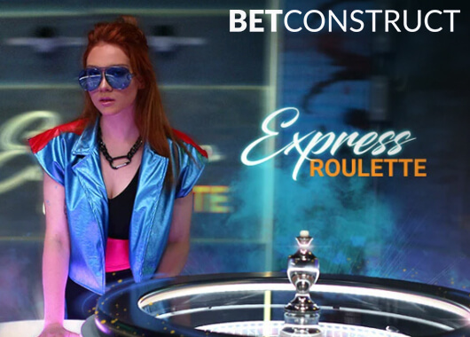 BetConstruct Enhances Live Casino Offering with Express Roulette