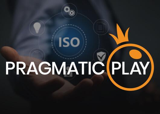 Pragmatic Play Awarded ISO 27001 Certification